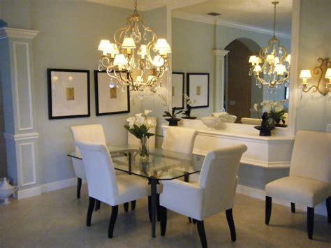 buffets dining room sunken formal dining room mirror over buffet heron bay lane sw vero beach fl florida real estate