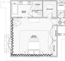 Master Bedroom And Bathroom Floor Plans by 25 Best Ideas About Master Bedroom Layout On Pinterest