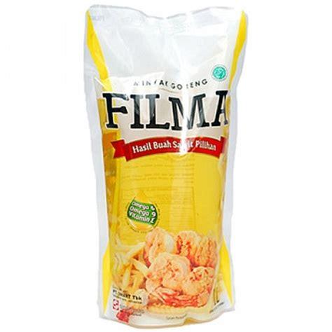 Minyak Goreng Refill 1 Liter filma cooking no cholesterol 1ltr refill