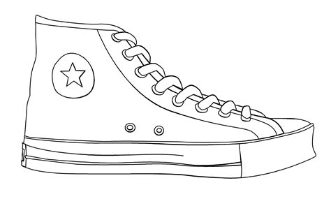 shoe drawing template free outline of shoe free clip free clip