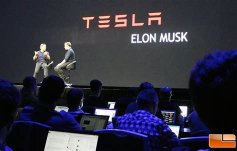 elon musk presentation nvidia gpu technology conference opening highlights