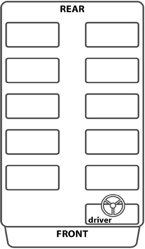 download seating chart template 1 for free tidyform