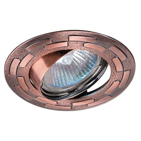 Armatur Lu Downlight ceiling downlight movable satin copper non waterproof