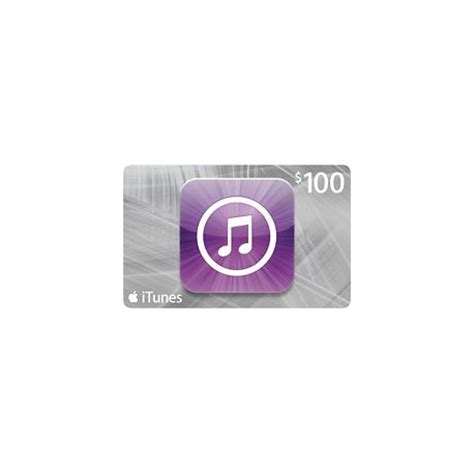 Apple Gift Card On Sale - 100 itunes gift card apple usa iphone ipad mac code certificate