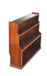 a 19th century mahogany waterfall bookcase 1830 united