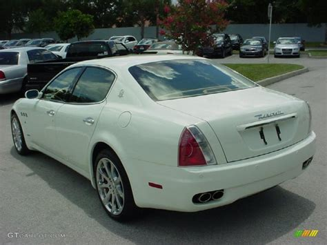 White Maserati Quattroporte 2007 Bianco White Maserati Quattroporte Executive Gt 32177586 Photo 4 Gtcarlot Car