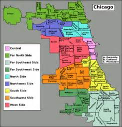 Map Of Chicago Neighborhoods by 301 Moved Permanently