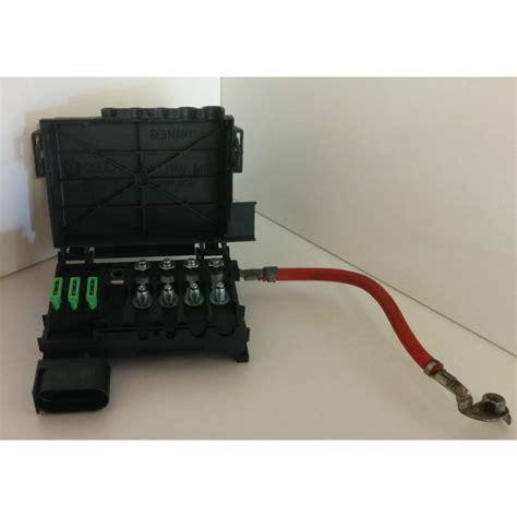 porte interne d occasione boite 224 fusibles porte fusible d occasion ref 1j0937550ac