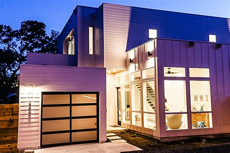 Creative Homes by Austin Shipping Container House Uncrate