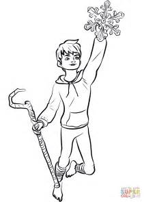 jack frost from rise of the guardians coloring page free