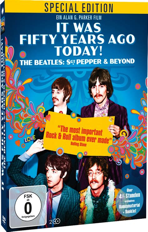 it was 50 years ago today and how i followed four days of it was fifty years ago today the beatles sgt pepper i