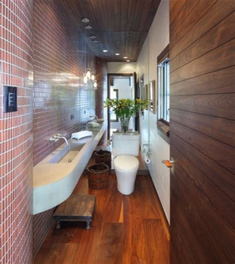 Bathroom Ideas Narrow Space 12 Small But Beautiful Bathrooms Emerald Interiors
