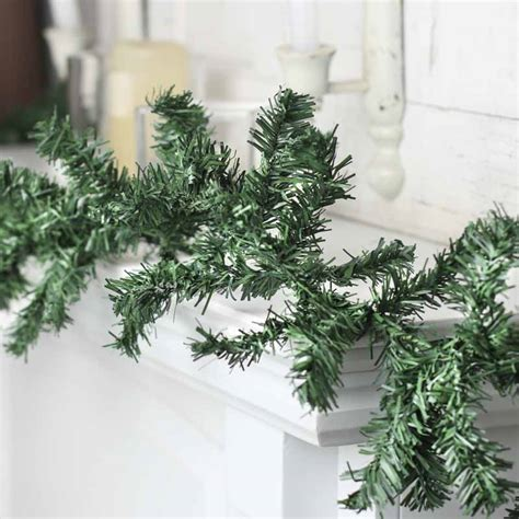 artificial canadian pine garland holiday florals