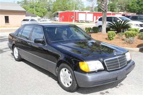 how things work cars 1993 mercedes benz 500sel auto manual 1992 mercedes 500sel low miles for sale mercedes benz 500 series 1992 for sale in silverhill