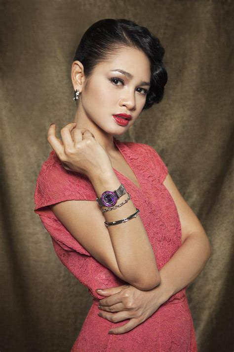 andien aisyah meets charriol charriol official swiss luxury watches and cable jewelry