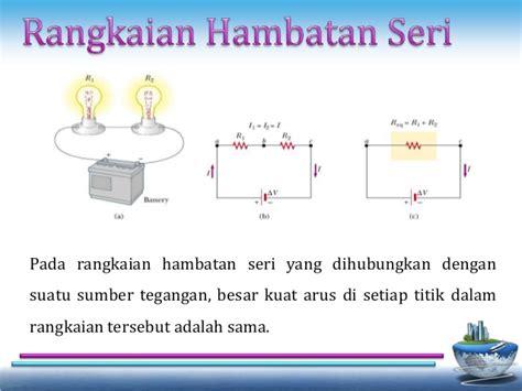 resistor seri adalah resistor variabel untuk mengukur kuat arus dalam rangkaian adalah 28 images rangkaian ac