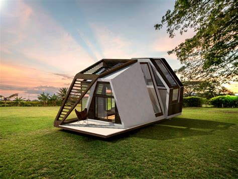 micro home designs this ready made tiny home can be shipped to any