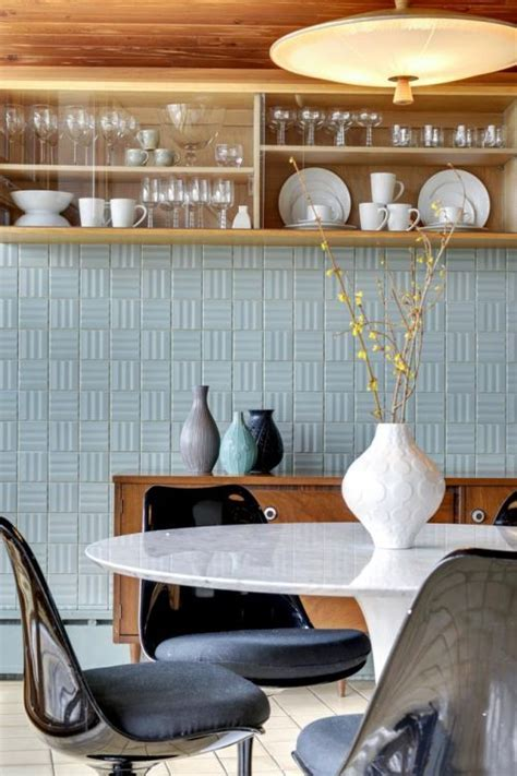 """Midcentury masterpiece 1955 time capsule """"tile house"""" in"""