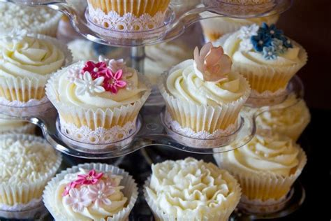 Wedding Anniversary Cupcakes by Golden Wedding Anniversary Cupcakes Cakecentral