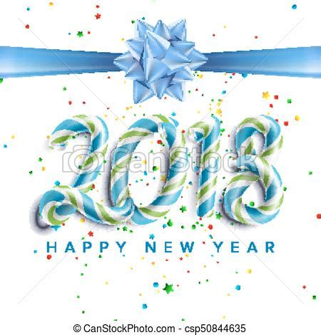 greenpeace 2018 international new years cards templates happy new year 2018 invitation vector