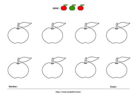 imagenes educativas para niños para colorear fichas educativas de series