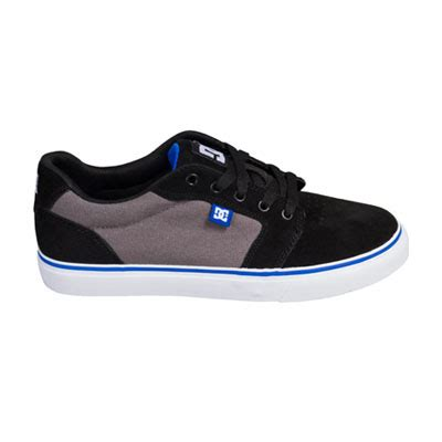Dc Usa Shoes dc shoe co usa anvil shoes in black pewter