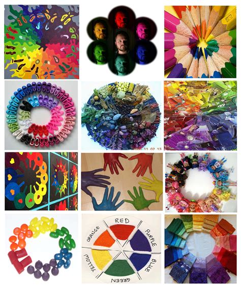 cool color wheel designs www imgkid com the image kid