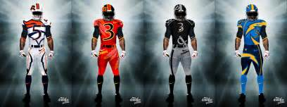 Displaying 19 amp images for nfl new uniforms 2015