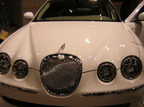 jaguar grill philadelphia auto show jaguar s type 3 0 grill view
