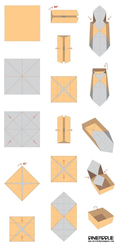 origami gift box template how to make paper gift boxes origami paper gift box paper gifts and box