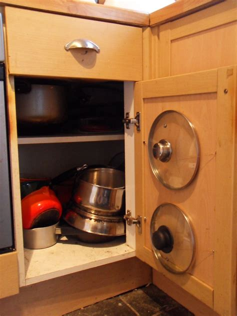 Saucepan Lid Storage Pot Storage Ideas Interior Design Ideas