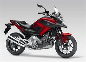 Honda Ist Honda Ist Mit Der Nc700x Wieder In Der Mittelklasse