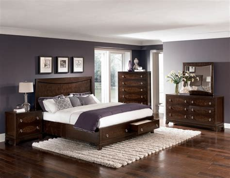 bedroom paint colors with cherry furniture home delightful