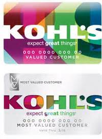 Pay Kohls Charge With Gift Card - kohl s becomes first retailer to support apple pay for store branded cards mac rumors
