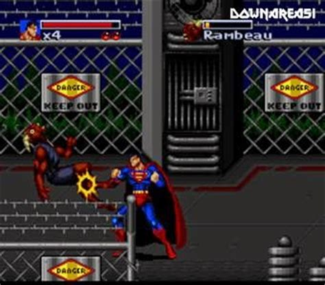 game psp format iso ringan game keren ringan death and return of superman snes rom