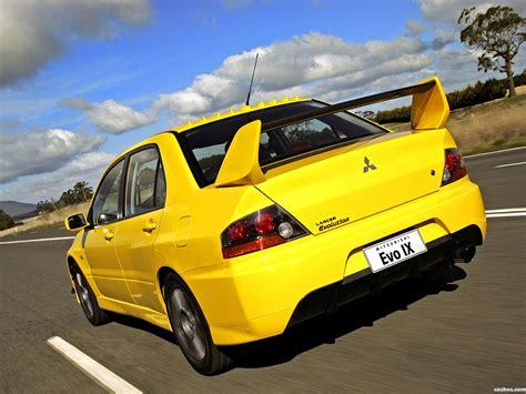 fotos de mitsubishi lancer evolution ix 2005 foto 34
