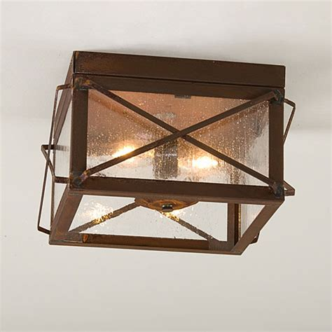 Rustic Ceiling Lights by Rustic Ceiling Lights Give Your Home The Striking Appeal