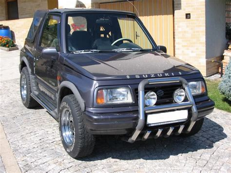 Suzuki Vitara Club 1997 Suzuki Vitara Escudo Sidekick 1 6 97 Cui