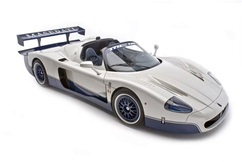 maserati mc 12 edo slightly upgrates maserati mc12