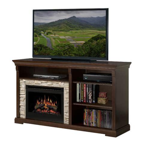electric fireplace tv cabinet all dimplex wayfair