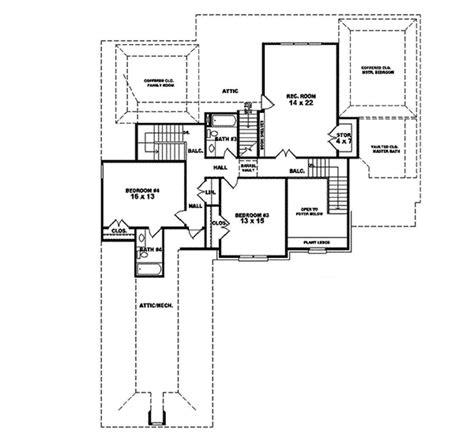 frasier floor plan frasier luxury home plan 087s 0233 house plans and more
