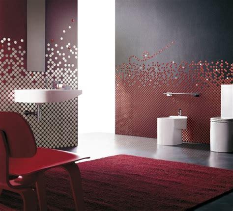 badezimmer fliesen rot mosaik fliesen vetrovivo bieten erstaunliche