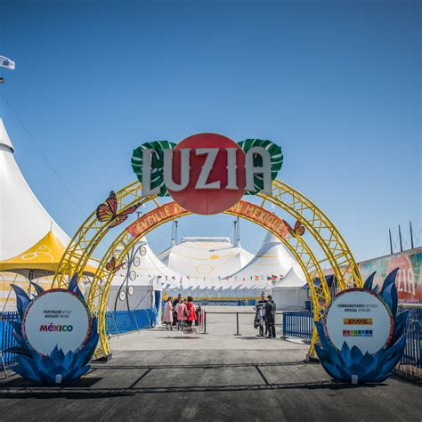 Home Decor Montreal Indulge In The Vip Experience At Cirque Du Soleil S Luzia