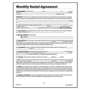 product rental agreement template rental apartment rocket lawyer pdf