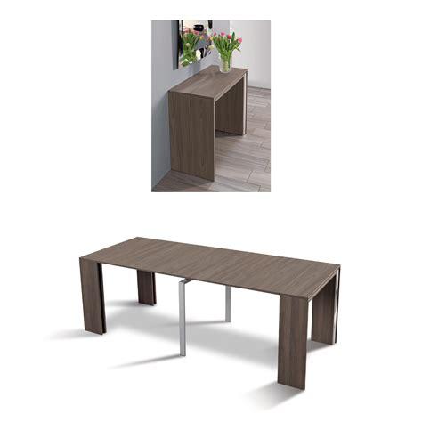 tavoli richiudibili tavolo consolle allungabile richiudibile in soli 50 cm