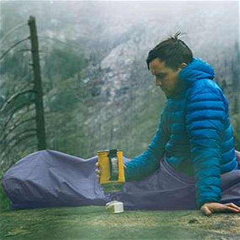 Anti Gores 2 X One Ultimate outdoor research alpine bivy sleeping bag tent cing
