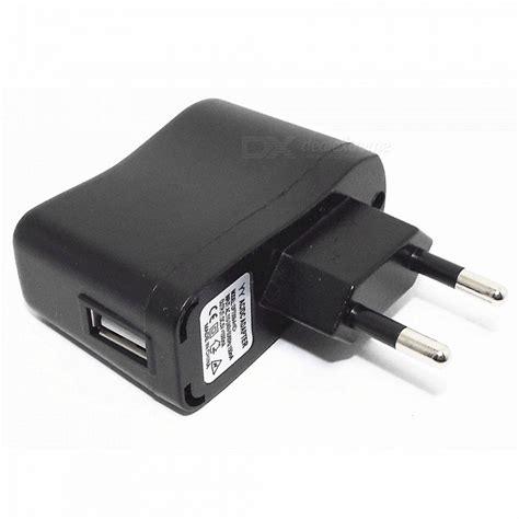 Adapter Power Supply 10 Output Max 1000ma Untuk Pedal Efek Gitar max a003 d012 universal 5v 1000ma eu power adapter w usb output black free