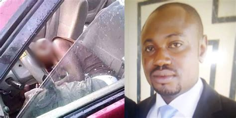 Chief Pharmacist by Chief Pharmacist Of Juth Dead By Suspected Fulani