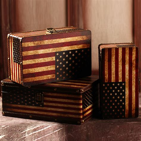 home decor boxes vintage home decor retro suitcase wooden storage box