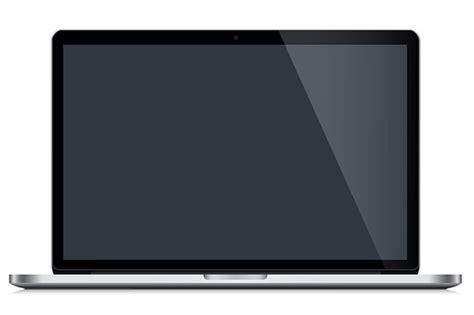 macbook pro vector mockup free vector site download